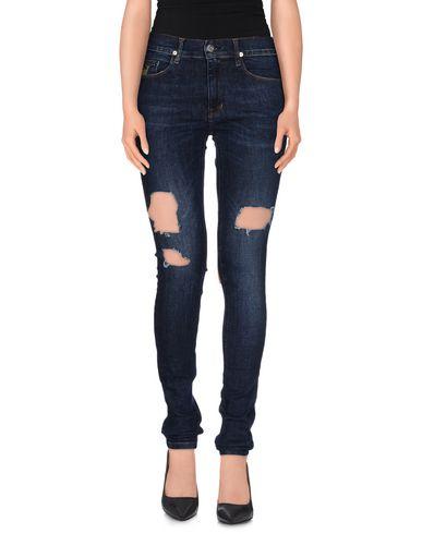 Foto APRIL 77 Pantaloni jeans donna
