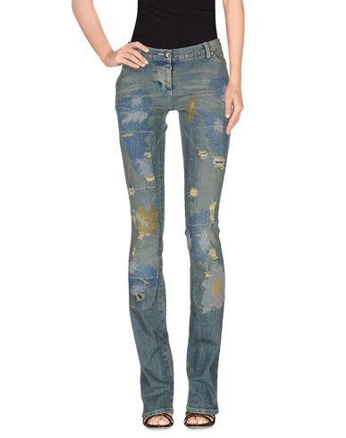 Джинсовые брюки PLUS + 42470952DI