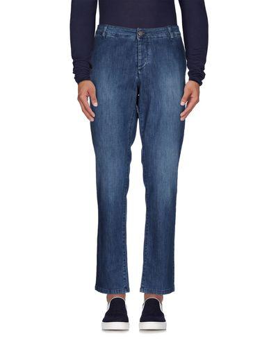 Джинсовые брюки ALESSANDRO DELL'ACQUA 42472271GI
