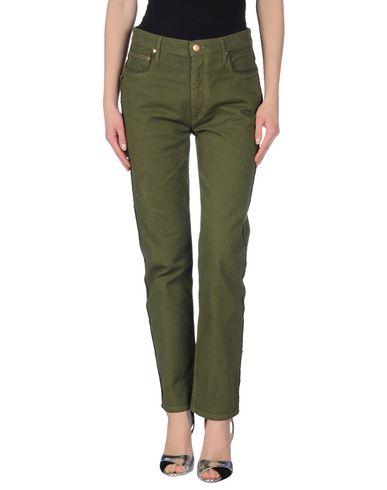 Джинсовые брюки ISABEL MARANT ETOILE 42472986KR