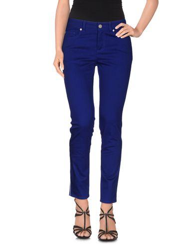Джинсовые брюки ALEXANDER MCQUEEN 42473813UX
