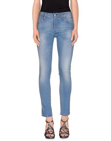 Джинсовые брюки TAKESHY KUROSAWA 42474736BS