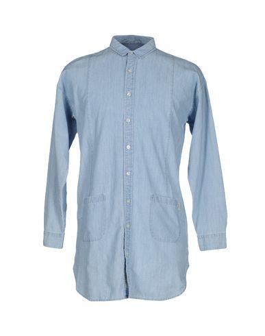 Джинсовая рубашка CARHARTT 42477041CP