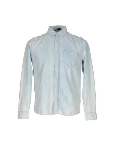 Джинсовая рубашка CARHARTT 42477050XT