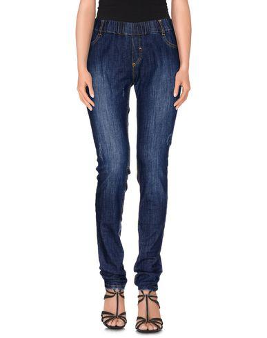 Джинсовые брюки GUARDAROBA BY ANIYE BY 42477111HI