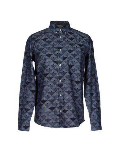 Джинсовая рубашка CARHARTT 42477639DC