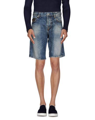 Foto UNIFORM Bermuda jeans uomo