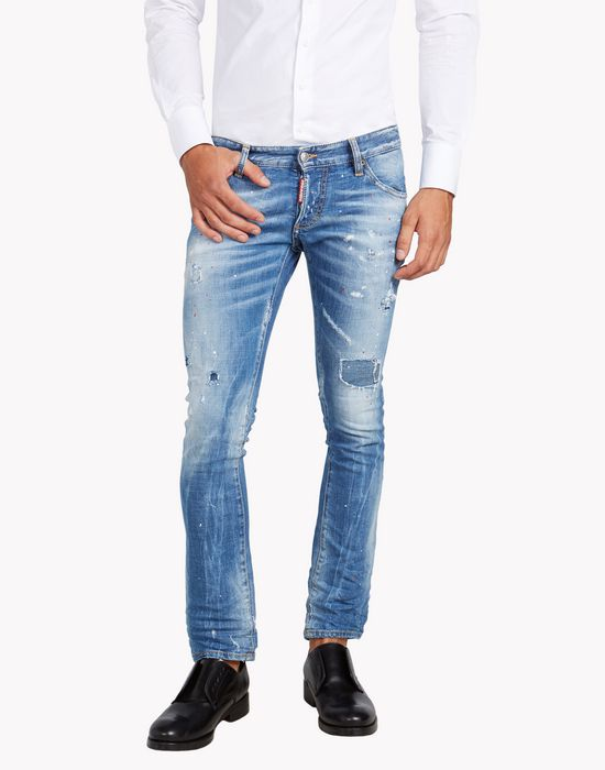 dsquared2 mens jeans outlet bye bye laundry