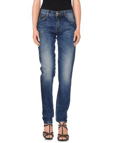 Джинсовые брюки FRANKIE MORELLO 42478971IB