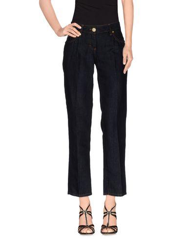 Джинсовые брюки-капри JUST CAVALLI 42480301LU