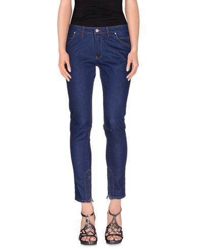 Джинсовые брюки PAOLO PECORA 42482063VA