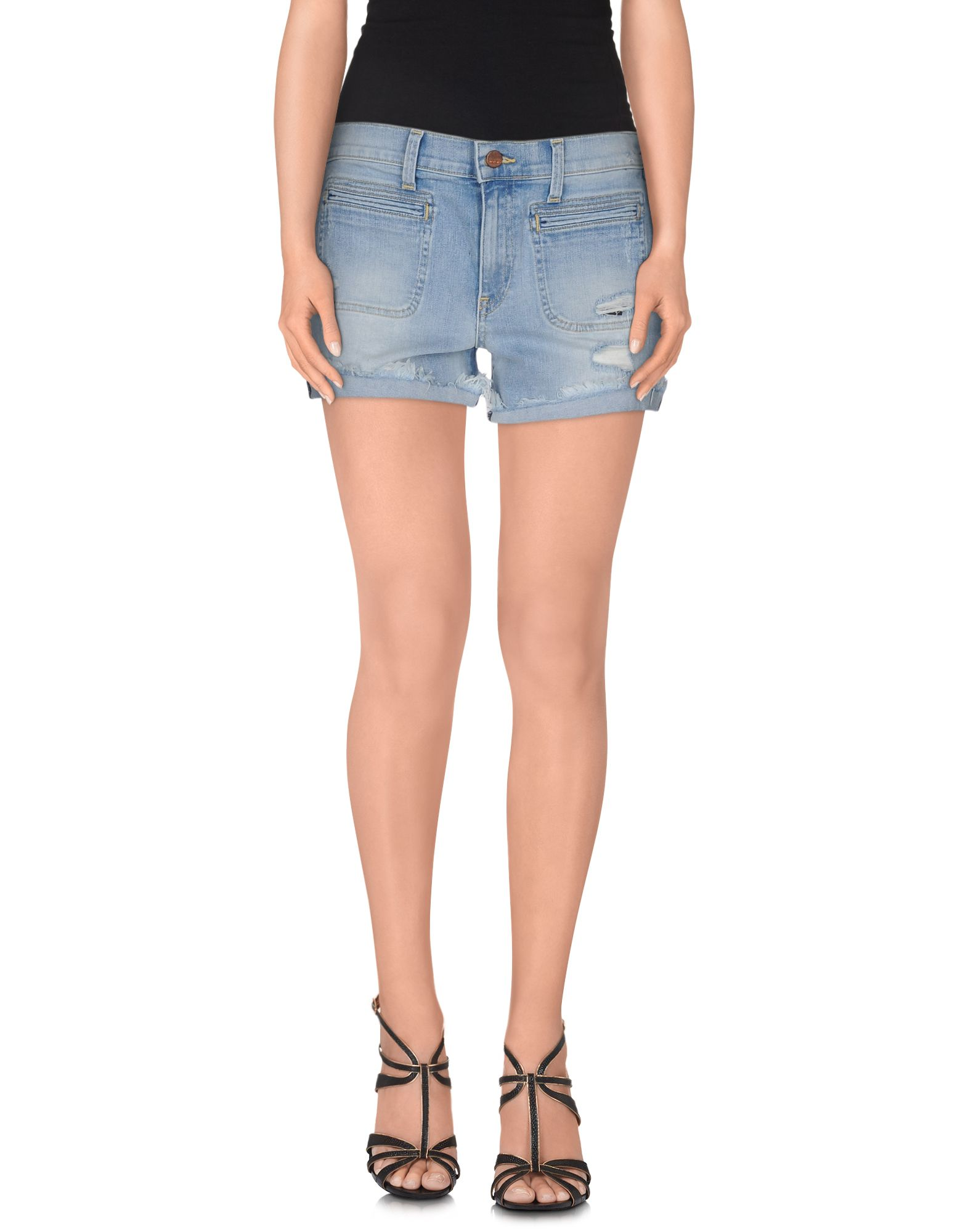 GENETIC DENIM Denim shorts