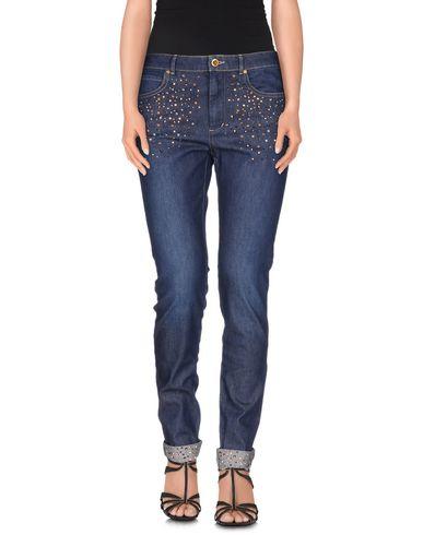 Foto GOOD ON HEELS Pantaloni jeans donna