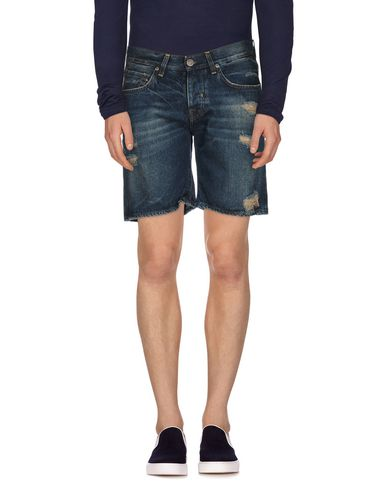 Foto 2W2M Bermuda jeans uomo
