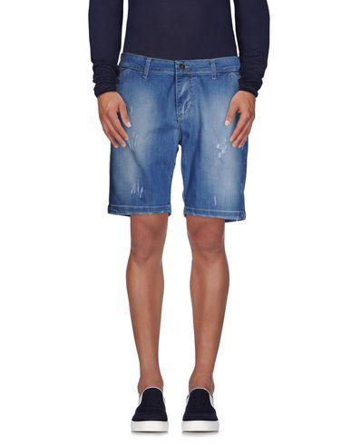 Foto A ★ ROUND Bermuda jeans uomo