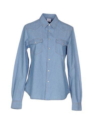 Foto ASPESI Camicia jeans donna Camicie jeans