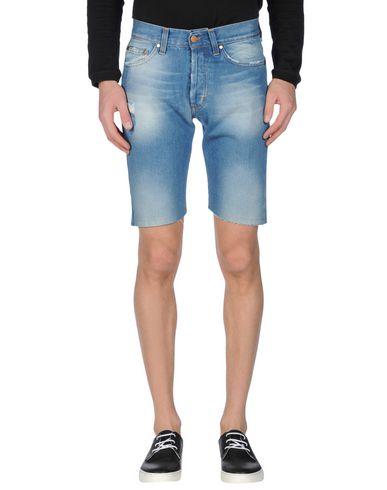 Foto MNML COUTURE Bermuda jeans uomo