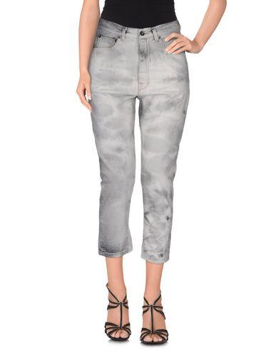 DRKSHDW BY RICK OWENS Джинсовые брюки-капри