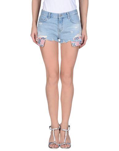 Foto BONSUI Shorts jeans donna