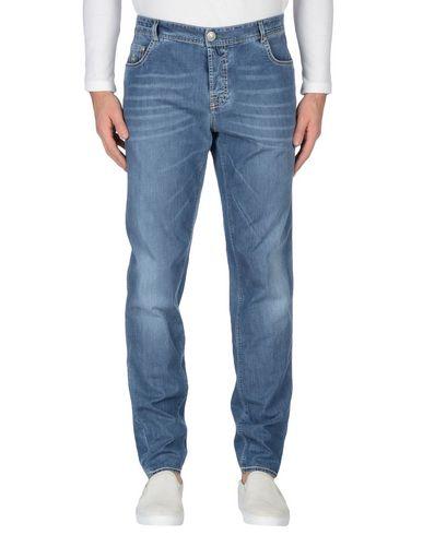 Foto LUIGI BORRELLI NAPOLI Pantaloni jeans uomo