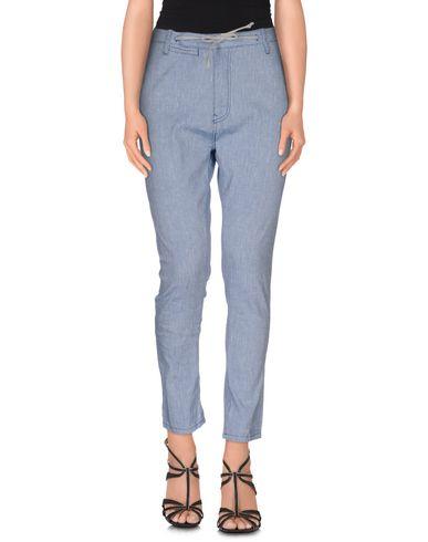 Джинсовые брюки PAOLO PECORA DONNA 42490400NF