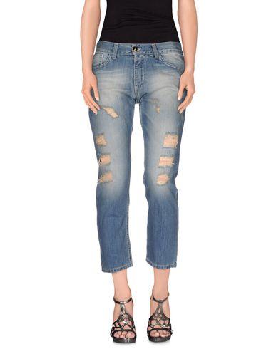 Джинсовые брюки-капри ANIYE BY 42490458DT