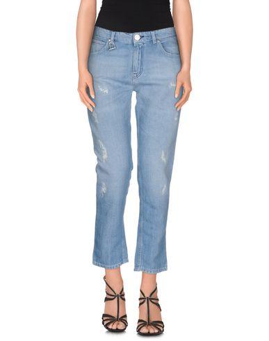 Foto NEVER BEHIND Pantaloni jeans donna