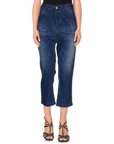 Джинсовые брюки-капри MAISON SCOTCH 42491622KS