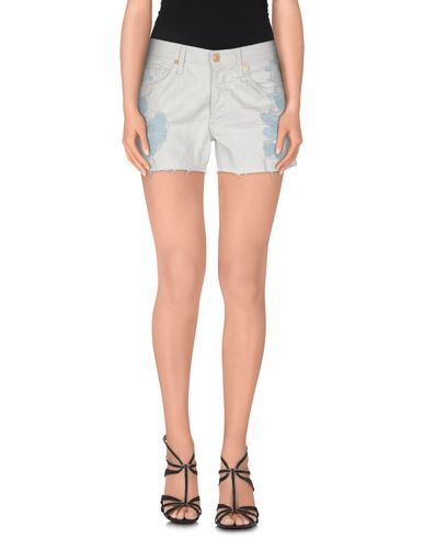 Foto 7 FOR ALL MANKIND Shorts jeans donna