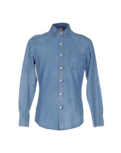 Джинсовая рубашка (+) PEOPLE 42491794MH