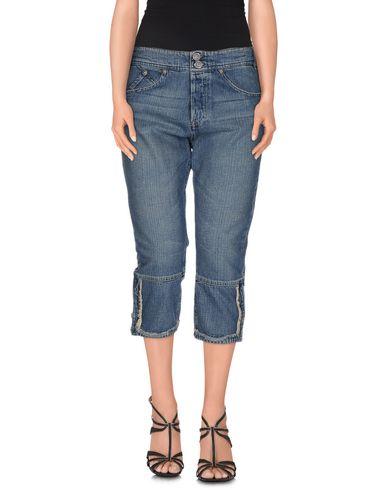 Джинсовые брюки-капри ICE J ICEBERG 42492002EB
