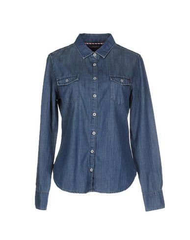 Джинсовая рубашка TOMMY HILFIGER 42492021UB