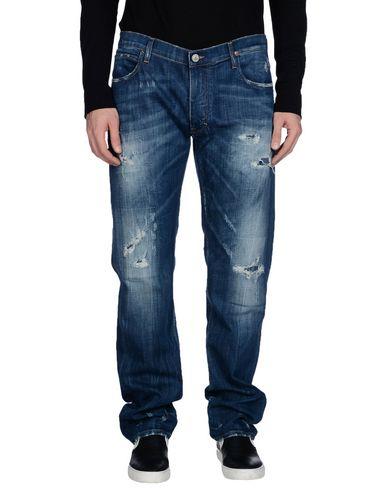 Джинсовые брюки VIVIENNE WESTWOOD ANGLOMANIA 42492367NG