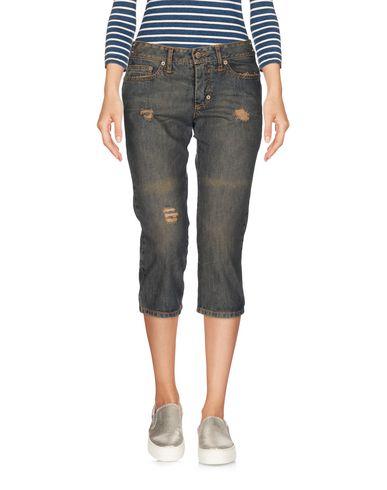 Джинсовые брюки-капри FRANKIE MORELLO 42492501KU