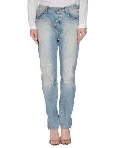 Джинсовые брюки PAOLO PECORA 42492748GX