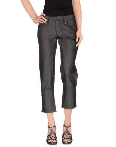 Джинсовые брюки-капри FRANKIE MORELLO 42494362MA