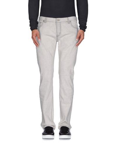 Джинсовые брюки ALEXANDER MCQUEEN 42494961FC