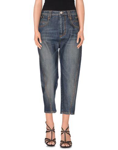 Джинсовые брюки-капри FRANKIE MORELLO 42495416MR