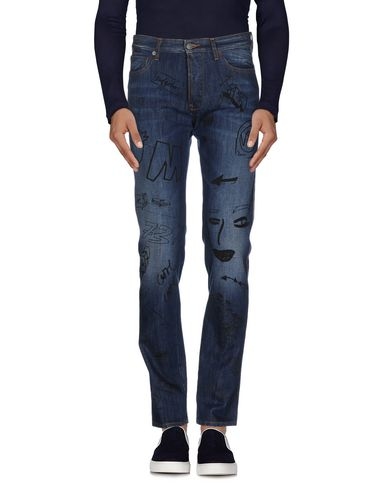 """Джинсовые брюки VIKTOR & ROLF """"MONSIEUR"""" 42496064MF"""