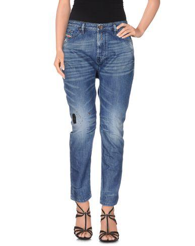 Джинсовые брюки-капри DIESEL 42496267DK