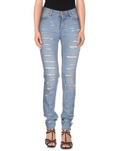 Джинсовые брюки VERSUS 42496317AU