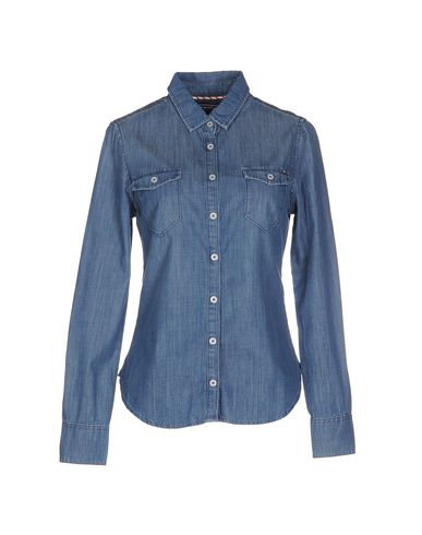 Foto TOMMY HILFIGER Camicia jeans donna Camicie jeans