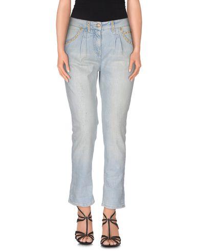 Джинсовые брюки-капри VDP COLLECTION 42497123UM