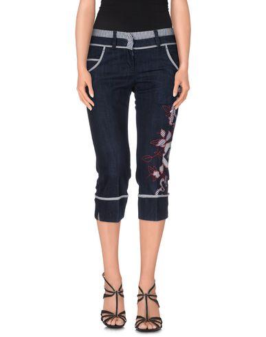 Джинсовые брюки-капри I'M ISOLA MARRAS 42497154PQ