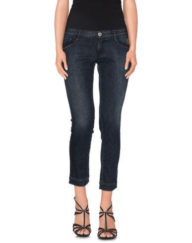 Джинсовые брюки-капри SCERVINO STREET 42497235XD