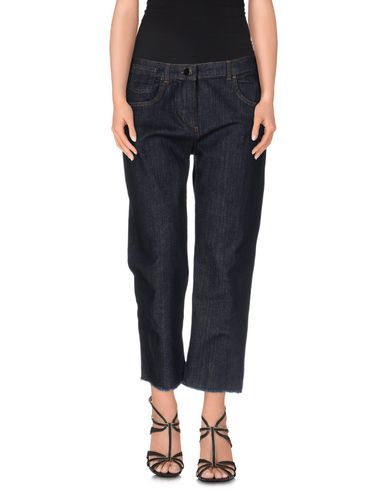 Джинсовые брюки-капри STEFANEL 42497280CB