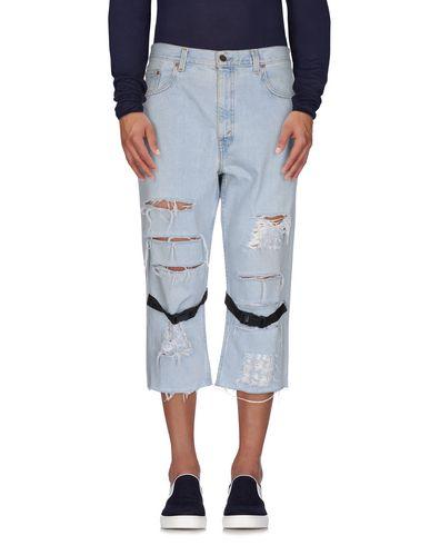 Джинсовые брюки-капри LEVI'S RED TAB 42498612AP