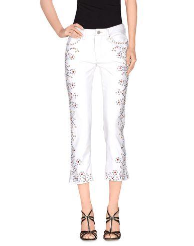 Джинсовые брюки-капри ISABEL MARANT 42498669CF