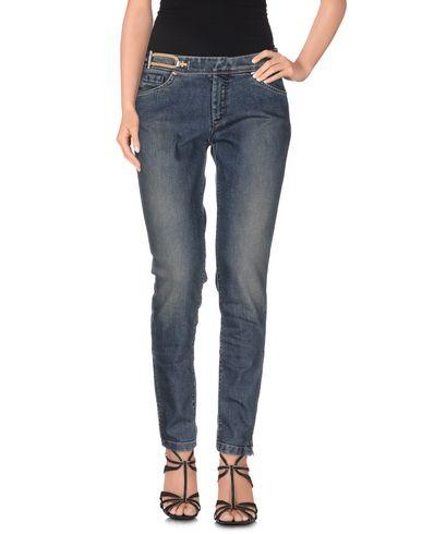 Джинсовые брюки-капри TRU TRUSSARDI 42498755GI