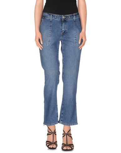 Джинсовые брюки-капри POLO JEANS COMPANY 42498785AI